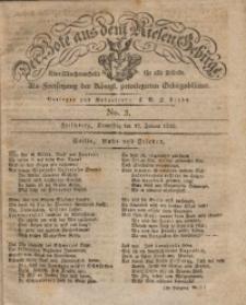 Der Bote aus dem Riesen-Gebirge, 1832, Jg. 20, No. 3