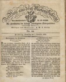 Der Bote aus dem Riesen-Gebirge, 1832, Jg. 20, No. 44