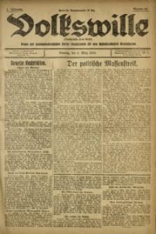 Volkswille, 1919, Jg. 1, Nr. 55