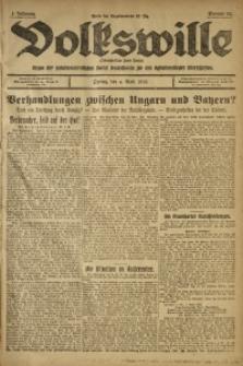 Volkswille, 1919, Jg. 1, Nr. 83