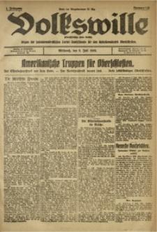 Volkswille, 1919, Jg. 1, Nr. 159