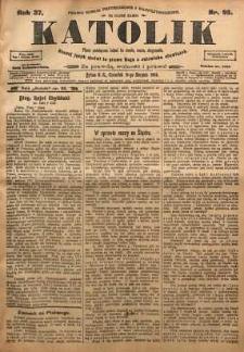 Katolik, 1904, R. 37, nr 95