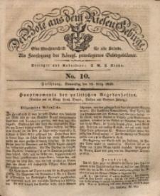 Der Bote aus dem Riesen-Gebirge, 1836, Jg. 24, No. 10