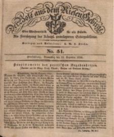 Der Bote aus dem Riesen-Gebirge, 1836, Jg. 24, No. 51