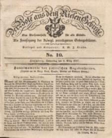 Der Bote aus dem Riesen-Gebirge, 1837, Jg. 25, No. 10