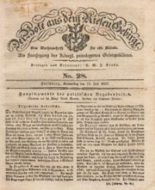 Der Bote aus dem Riesen-Gebirge, 1837, Jg. 25, No. 28