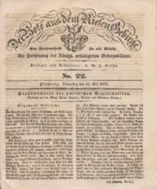Der Bote aus dem Riesen-Gebirge, 1838, Jg. 26, No. 22