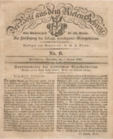 Der Bote aus dem Riesen-Gebirge, 1839, Jg. 27, No. 6