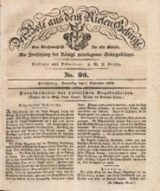 Der Bote aus dem Riesen-Gebirge, 1838, Jg. 26, No. 36