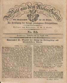 Der Bote aus dem Riesen-Gebirge, 1839, Jg. 27, No. 35
