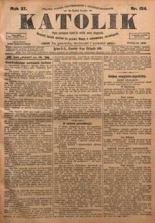 Katolik, 1904, R. 37, nr 134
