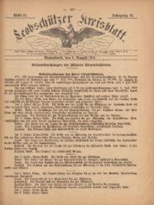Leobschützer Kreisblatt, 1914, Jg. 72, St. 31