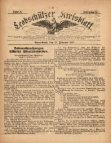 Leobschützer Kreisblatt, 1917, Jg. 75, St. 8