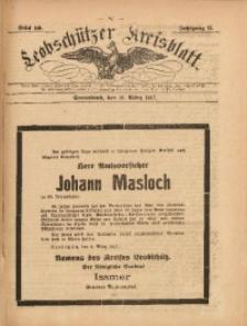 Leobschützer Kreisblatt, 1917, Jg. 75, St. 10