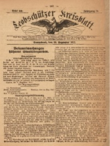 Leobschützer Kreisblatt, 1917, Jg. 75, St. 52