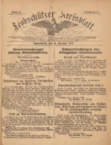 Leobschützer Kreisblatt, 1919, Jg. 77, St. 2