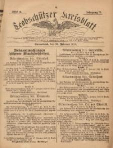 Leobschützer Kreisblatt, 1919, Jg. 77, St. 8