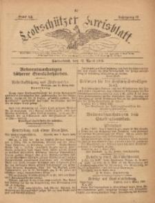 Leobschützer Kreisblatt, 1919, Jg. 77, St. 15