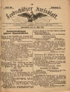 Leobschützer Kreisblatt, 1919, Jg. 77, St. 22