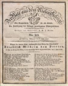 Der Bote aus dem Riesen-Gebirge, 1840, Jg. 28, No. 25