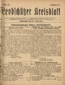 Leobschützer Kreisblatt, 1920, Jg. 78, St. 26