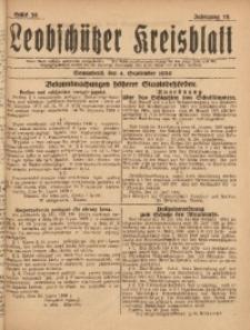 Leobschützer Kreisblatt, 1920, Jg. 78, St. 36