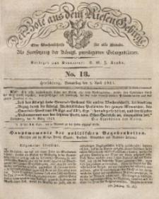 Der Bote aus dem Riesen-Gebirge, 1841, Jg. 29, No. 13