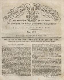 Der Bote aus dem Riesen-Gebirge, 1841, Jg. 29, No. 31