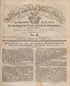 Der Bote aus dem Riesen-Gebirge, 1842, Jg. 30, No. 6