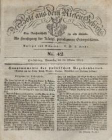 Der Bote aus dem Riesen-Gebirge, 1842, Jg. 30, No. 42