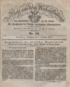 Der Bote aus dem Riesen-Gebirge, 1842, Jg. 30, No. 46