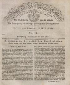 Der Bote aus dem Riesen-Gebirge, 1843, Jg. 31, No. 11