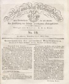 Der Bote aus dem Riesen-Gebirge, 1845, Jg. 33, No. 13