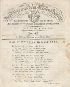 Der Bote aus dem Riesen-Gebirge, 1845, Jg. 33, No. 42