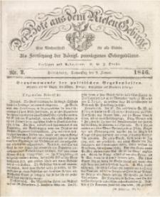 Der Bote aus dem Riesen-Gebirge, 1846, Jg. 34, No. 2