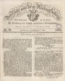 Der Bote aus dem Riesen-Gebirge, 1846, Jg. 34, No. 19