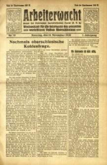 Arbeiterwacht, 1920, Jg. 1, Nr. 17