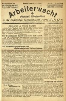Arbeiterwacht, 1921, Jg. 2, Nr. 22