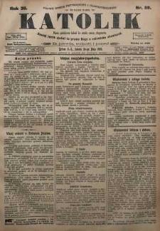 Katolik, 1905, R. 38, nr 59