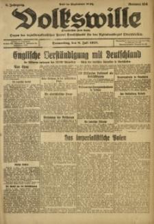 Volkswille, 1920, Jg. 5, Nr. 154