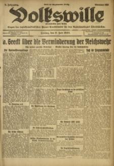 Volkswille, 1920, Jg. 5, Nr. 155
