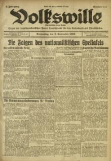 Volkswille, 1920, Jg. 5, Nr. 202