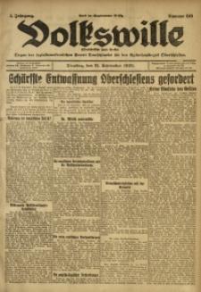 Volkswille, 1920, Jg. 5, Nr. 219