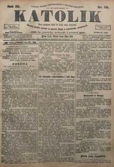 Katolik, 1905, R. 38, nr 80