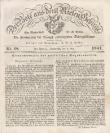 Der Bote aus dem Riesen-Gebirge, 1847, Jg. 35, No. 18