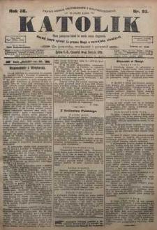 Katolik, 1905, R. 38, nr 93
