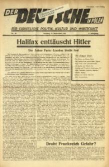 Der Deutsche in Polen, 1937, Jg. 4, Nr. 49