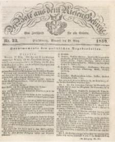 Der Bote aus dem Riesen-Gebirge, 1850 Jg. 38, Nr. 23