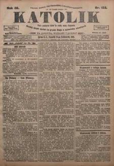 Katolik, 1905, R. 38, nr 123