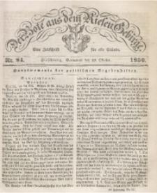 Der Bote aus dem Riesen-Gebirge, 1850 Jg. 38, Nr. 84